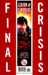 Cover for Final Crisis: Legion of Three Worlds (DC, 2008 series) #1 [Sliver Cover]