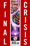 Cover for Final Crisis: Legion of Three Worlds (DC, 2008 series) #2 [Sliver Cover]