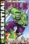Cover for Essential Hulk (Marvel, 1999 series) #1 [Second Printing]
