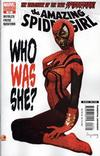 Cover Thumbnail for Amazing Spider-Girl (2006 series) #13 [Who Was She? [Zombie Variant Cover]]