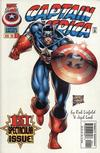 Cover for Captain America (Marvel, 1996 series) #1