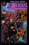 Cover Thumbnail for The All New Exiles (1995 series) #∞ [Infinity] [Painted Cover]