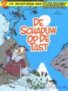 Cover for Havank (Luitingh, 2006 series) #2 - De Schaduw op de tast