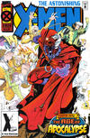 Cover for Astonishing X-Men (Marvel, 1995 series) #1 [X-tra Second Print Edition]