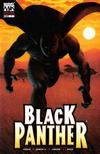 Cover for Black Panther (Marvel, 2005 series) #1 [Limited Edition (Second Printing)]