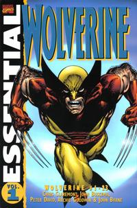 Cover Thumbnail for Essential Wolverine (Marvel, 1996 series) #1 [Third Printing]