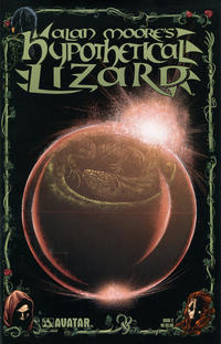 Cover Thumbnail for Alan Moore's Hypothetical Lizard (Avatar Press, 2005 series) #2