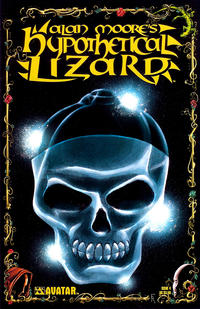 Cover Thumbnail for Alan Moore's Hypothetical Lizard (Avatar Press, 2005 series) #4