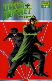 Cover Thumbnail for Green Hornet: Year One (Dynamite Entertainment, 2010 series) #2