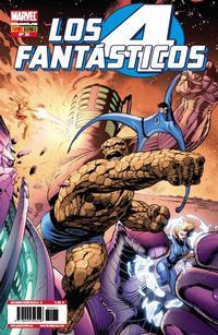Cover Thumbnail for Los 4 Fantásticos (Panini España, 2008 series) #31