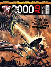 Cover Thumbnail for 2000 AD (Rebellion, 2001 series) #1671