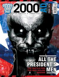 Cover Thumbnail for 2000 AD (Rebellion, 2001 series) #1674