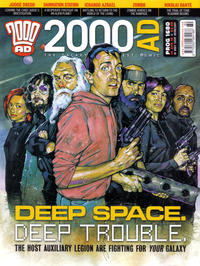 Cover Thumbnail for 2000 AD (Rebellion, 2001 series) #1680
