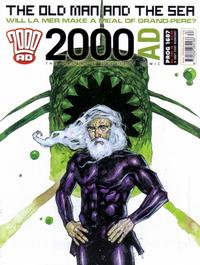 Cover Thumbnail for 2000 AD (Rebellion, 2001 series) #1687