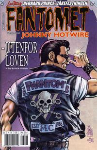 Cover Thumbnail for Fantomet (Hjemmet / Egmont, 1998 series) #6/2010