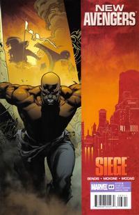 Cover Thumbnail for New Avengers (Marvel, 2005 series) #63