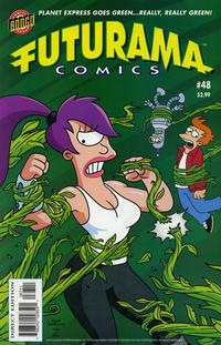 Cover Thumbnail for Bongo Comics Presents Futurama Comics (Bongo, 2000 series) #48