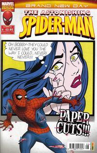 Cover Thumbnail for Astonishing Spider-Man (Panini UK, 2009 series) #8