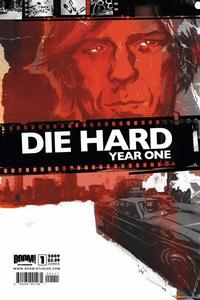Cover for Die Hard: Year One (Boom! Studios, 2009 series) #1 [Cover A]