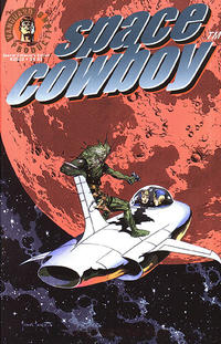 Cover Thumbnail for Space Cowboy (Vanguard Productions, 2003 series) #2003 [Frank Frazetta Cover]