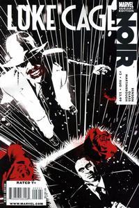 Cover for Luke Cage Noir (Marvel, 2009 series) #2