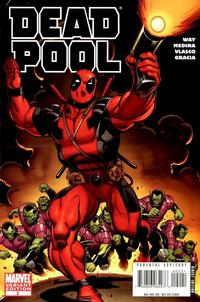 Cover Thumbnail for Deadpool (Marvel, 2008 series) #2 [McGuinness Cover]