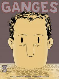 Cover for Ganges (Fantagraphics, 2006 series) #3