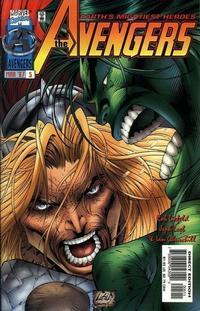 Cover Thumbnail for Avengers (Marvel, 1996 series) #5 [Cover B]