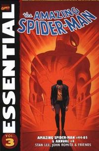Cover Thumbnail for The Essential Spider-Man (Marvel, 1996 series) #3  [Second Edition]