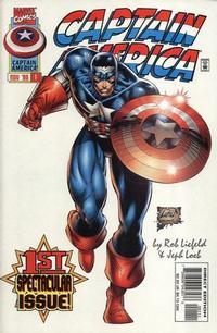Cover Thumbnail for Captain America (Marvel, 1996 series) #1