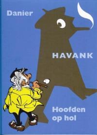 Cover Thumbnail for Havank (Luitingh, 2006 series) #1 - Hoofden op hol