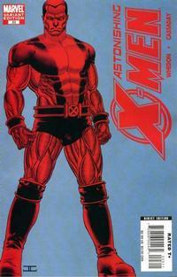 Cover Thumbnail for Astonishing X-Men (Marvel, 2004 series) #23 [Colossus Cover]