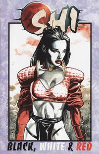 Cover Thumbnail for Shi: Black, White, and Red (Crusade Comics, 1998 series) #1