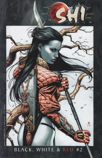Cover Thumbnail for Shi: Black, White, and Red (Crusade Comics, 1998 series) #2