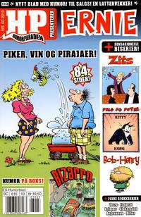 Cover Thumbnail for Humorparaden (Hjemmet / Egmont, 2009 series) #3/2010