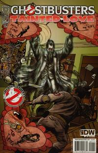 Cover Thumbnail for Ghostbusters: Tainted Love (IDW, 2010 series)  [Cover A]