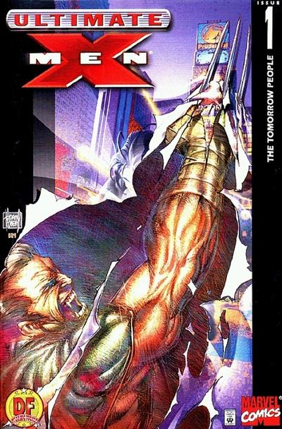 Cover for Ultimate X-Men (Marvel, 2001 series) #1