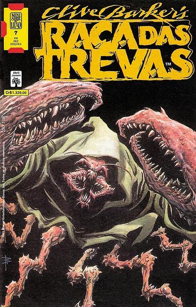Cover for Raça das Trevas (Editora Abril, 1991 series) #7