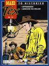 Cover for Maxi Tex (Hjemmet / Egmont, 2008 series) #11 - Opprøreren; Arrester Tex Willer