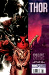 Cover Thumbnail for Thor (2007 series) #607 [Deadpool Variant]