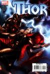 Cover Thumbnail for Thor (2007 series) #600 [Variant Edition - Marko Djurdjevic]