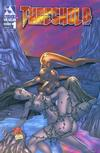 Cover for Threshold (Avatar Press, 1998 series) #1 [Wrath of the Furies Nude]