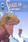 Cover for Shaolin Cowboy (Burlyman Entertainment, 2004 series) #5 [Cover B]