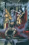 Cover for Threshold (Avatar Press, 1998 series) #3 [Ravening Nude]