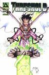 Cover for Threshold (Avatar Press, 1998 series) #4 [Black Reign]