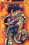 Cover for Threshold (Avatar Press, 1998 series) #10