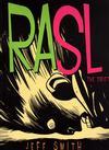 Cover for RASL (Cartoon Books, 2009 series) #1 - The Drift