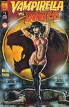 Cover Thumbnail for Vampirella vs Pantha (1997 series) #1 [Vampirella Cover]