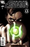 Cover for Green Lantern (DC, 2005 series) #10 [2nd Printing]
