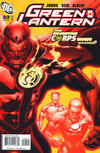 Cover for Green Lantern (DC, 2005 series) #22 [Second Printing]